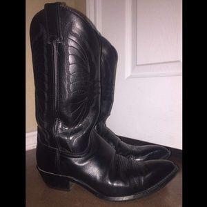 Mens Nocona Shenanhoah Cowboy Boots, size 9